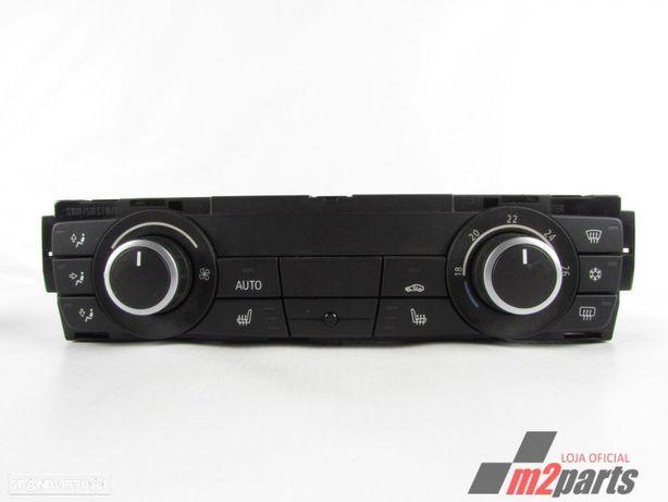 Painel Ar Condicionado automático Cor Unica BMW X3 (F25) Semi-Novo