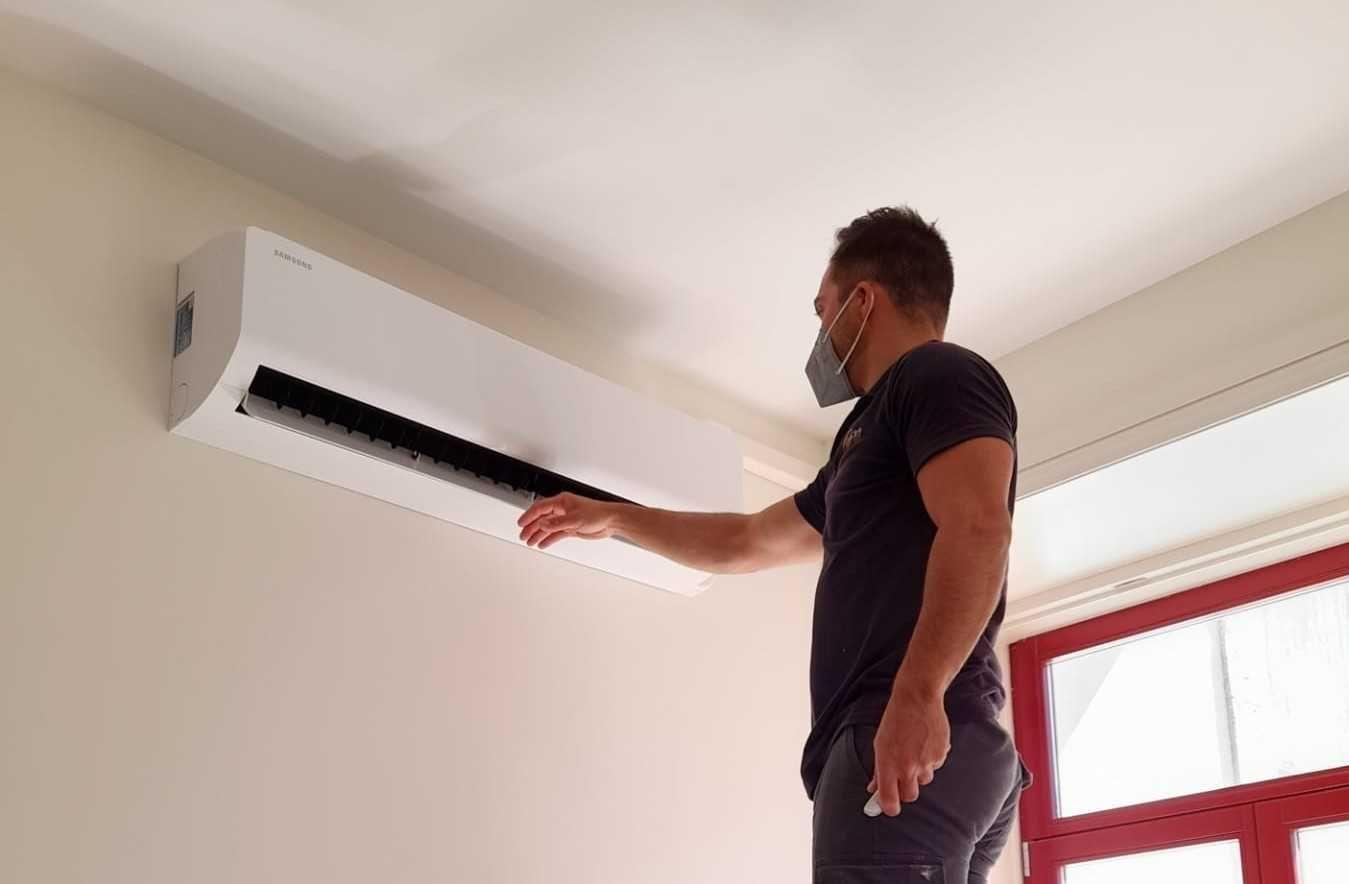 Instalação Ar Condicionado - Orçamentos grátis