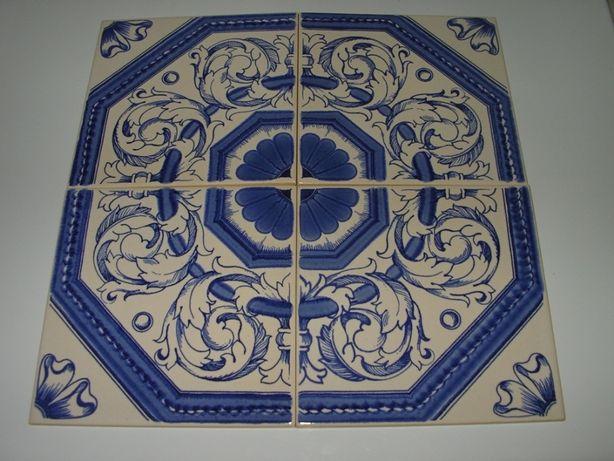 Azulejos estilo séc. XVII/XVIII