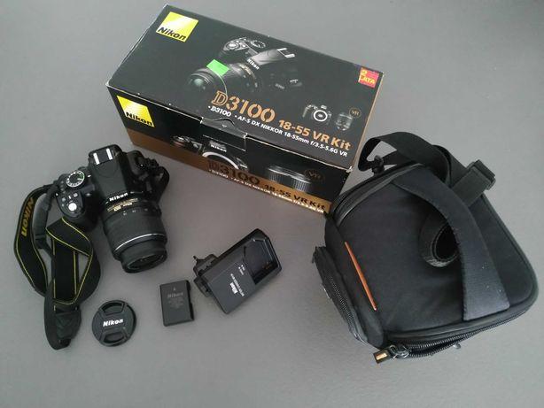 Aparat Nikon D3100