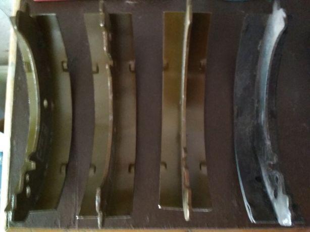 Колодки барабанного тормоза (для ВАЗ 2101 - 2107)