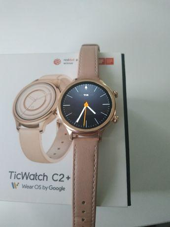 TicWatch C2+ w b.dobrym stanie