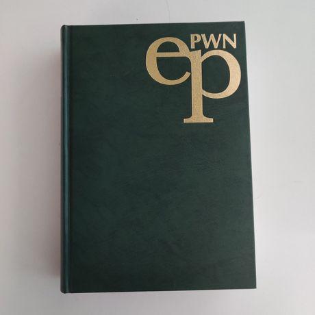 Encyklopedia PWN 10 tomów jak nowa