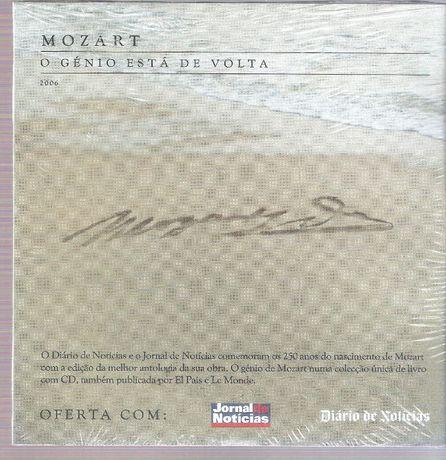 CD Mozart O Génio Está de Volta 2006