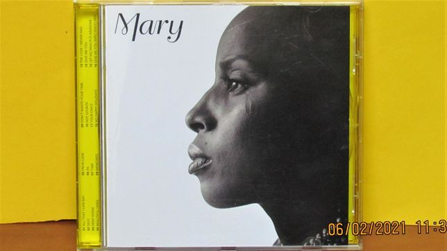 Mary J. Blige - Mary; CD; (NM)