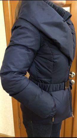 Зимняя пуховая куртка!!!