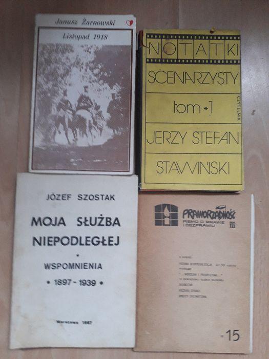 """Jerzy Stefan Stawiński, """"Notatki scenarzysty"""". Tom 1. Świebodzin - image 1"""
