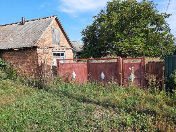 Продам дом возле реки г.Чуднов