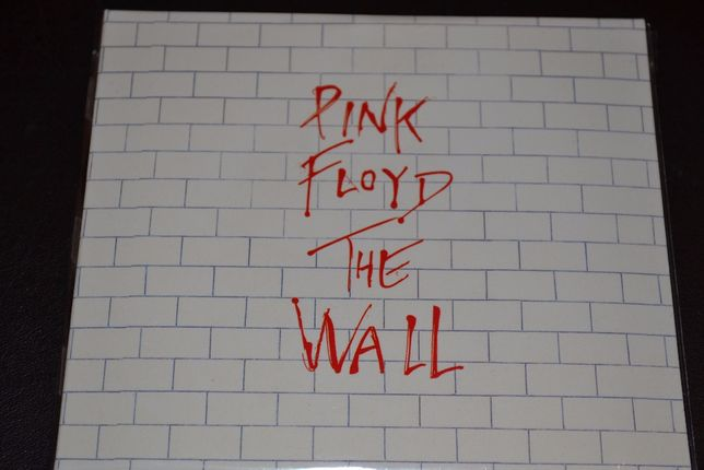 Pink Floyd – The Wall 2CD, 1979, Digisleeve. Новый. Издан 2011г.