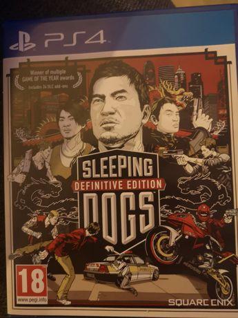 Sleeping Dogs PS4