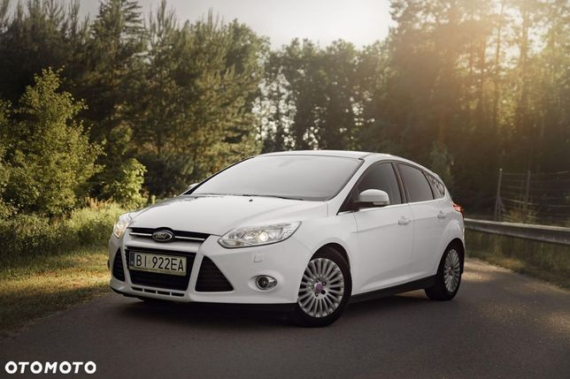 Ford Focus 1.6 182 km!