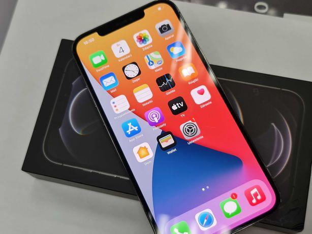 Iphone 12 PRO MAX 128GB/ Graphite/ ze sklepu Apple/ Gwarancja