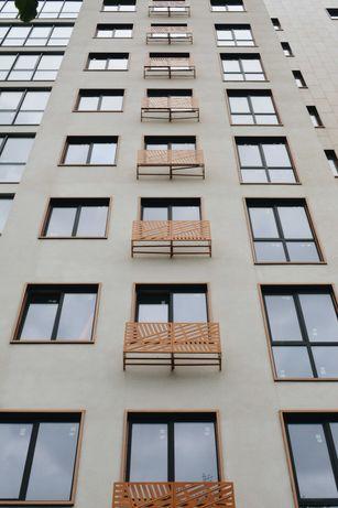 Трёхкомнатная квартира в ЖК Люксембург (Самый центр города) K N