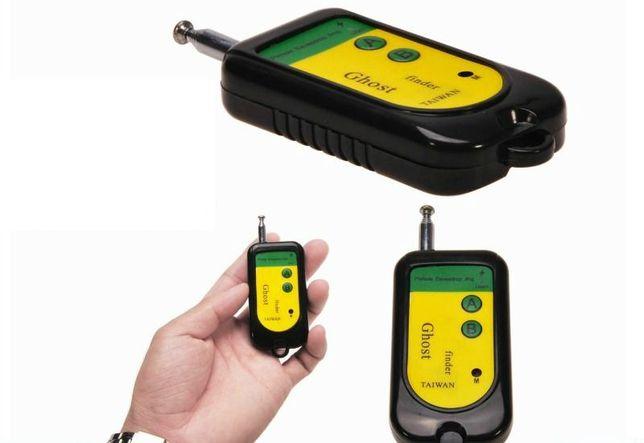 T66 Detector de Câmeras Espião e Microfones sinal sem Fios Novo!