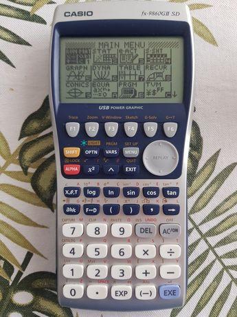Calculadora Casio fx-9860II SD