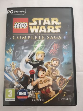 Star Wars the complete saga - gra na PC