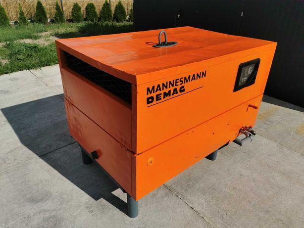 Sprężarka śrubowa spalinowa DEMAG C40 kompresor Compair 3.8m3/min