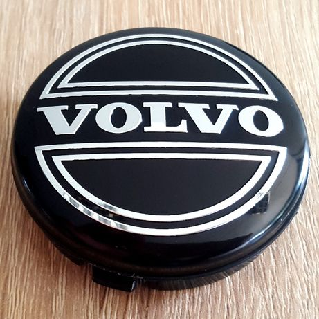 Dekielki do felg Volvo 64mm (4 szt.), kapsle zaślepki