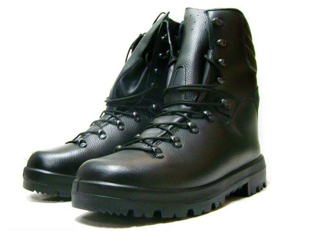 Trzewiki buty wojskowe skórzane 933 Mon rozm. 39,5 (25,5cm)
