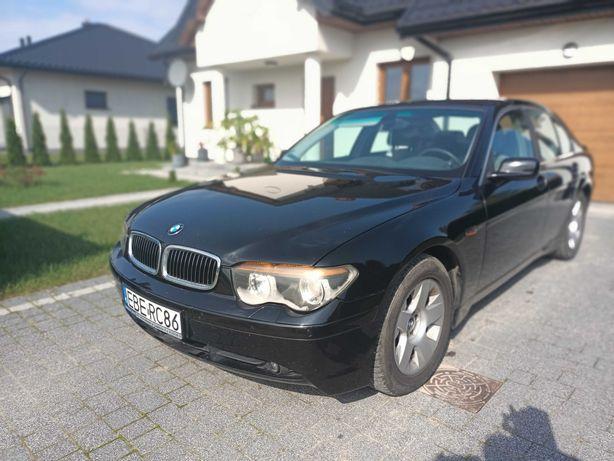 BMW seria 7 (2002)