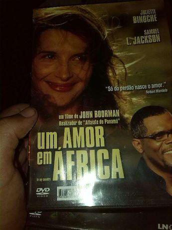 um amor em africa dvd filme- entrega garantida