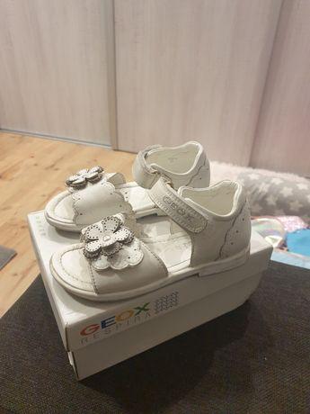 Skórzane sandałki GEOX Verred roz. 27