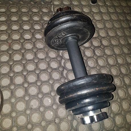 Siłownia Hantelek 15kg