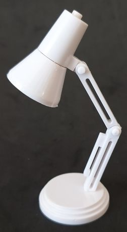 Mini Candeeiro LED replica do Luxo Jr. (logo da Pixar)