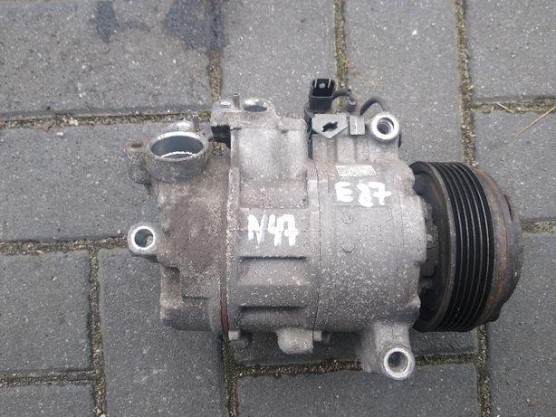 BMW e87 e81 N47 116D 118D 120D kompresor sprężarka klimy klimatyzacji