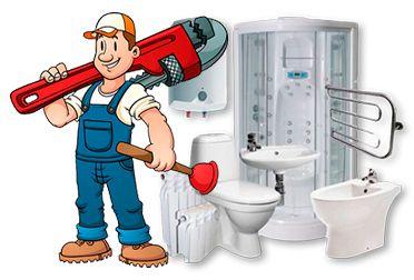 Услуги сантехника, пайка труб, установка и чистка бойлера