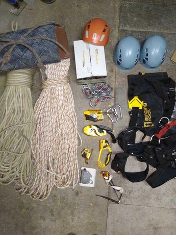 Sprzęt alpinistyczny