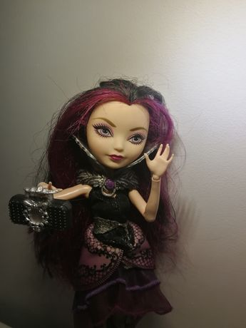 Raven queen zła królowa