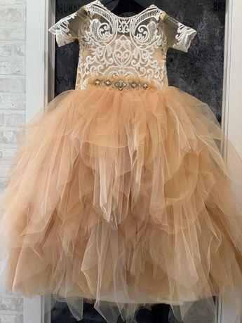 Прокат продажа праздничные детские платья