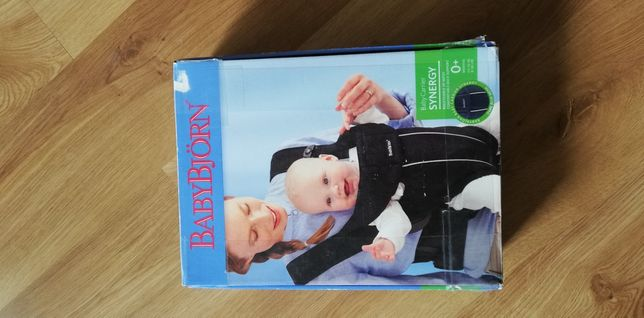 Nosidełko Baby Bjorn Carrier synergy 3,5-12 kg