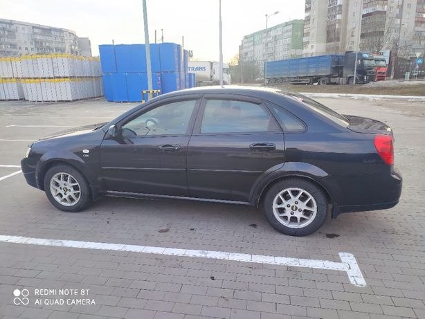 Lacetti CDX АКПП 1,8 2007 г.