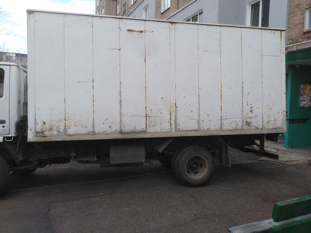 Вивоз строй мусора  до 3 тонн 4.5метр.