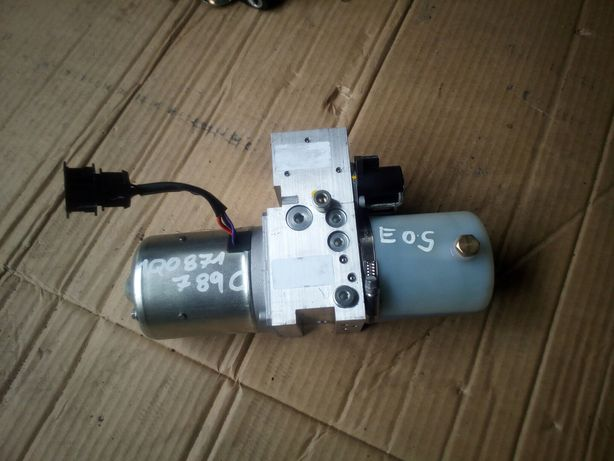 VW Eos pompa hydrauliczna dachów siłownik