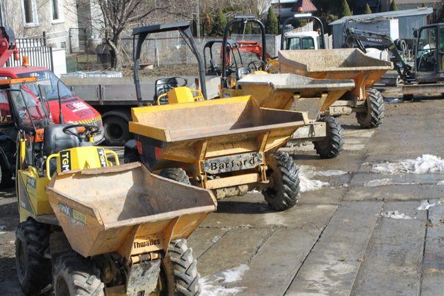 Wypożyczalnia Wynajem wozidło budowlane 1 ton 3 tony 6 ton Nowy Sącz