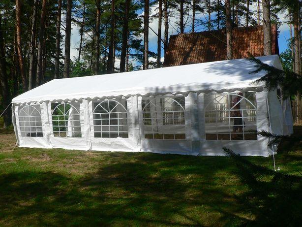 Namiot do wynajęcia na wesele ,komunię ,krzesła,stoły, sztućce,talerz