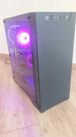 Komputer do gier GAMING i5-4590, R9 280X 3GB, 8GB DDR3, SSD 120GB, RGB