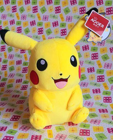 Pluszowy Pokemon, Pikachu. 25cm!