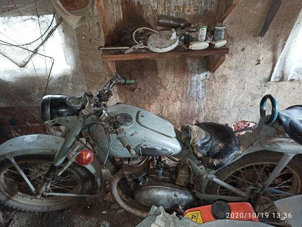 Мотоцикл  иж - 49