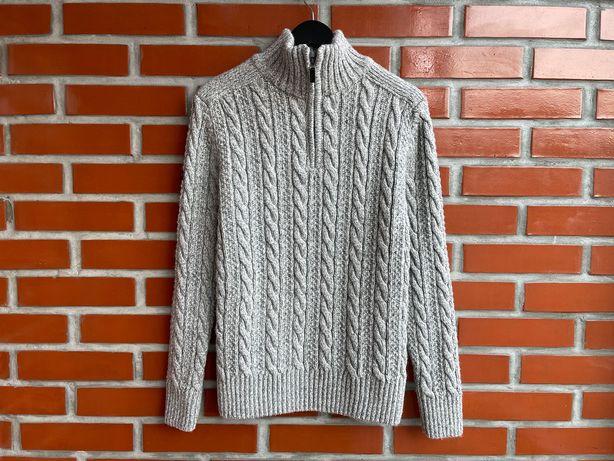 Superdry мужская кофта свитер гольф размер S супердрай супердрю Б У