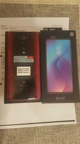 Xiaomi Mi 9T Flame Red 6/64GB Nowy Play
