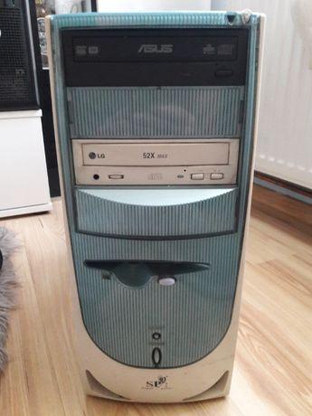 Komputer Stacjonarny ASUS, Obudowa Tower