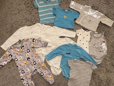Пакет вещей для мальчика (56-74)