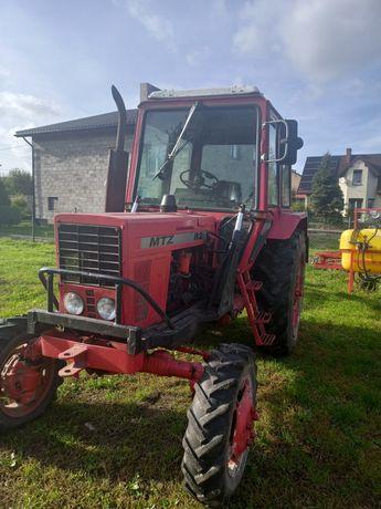 Traktor mtz 82 z turem