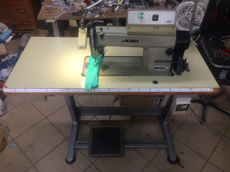 Stebnówka automat JUKI DDL-5550-4 Karczów - image 1