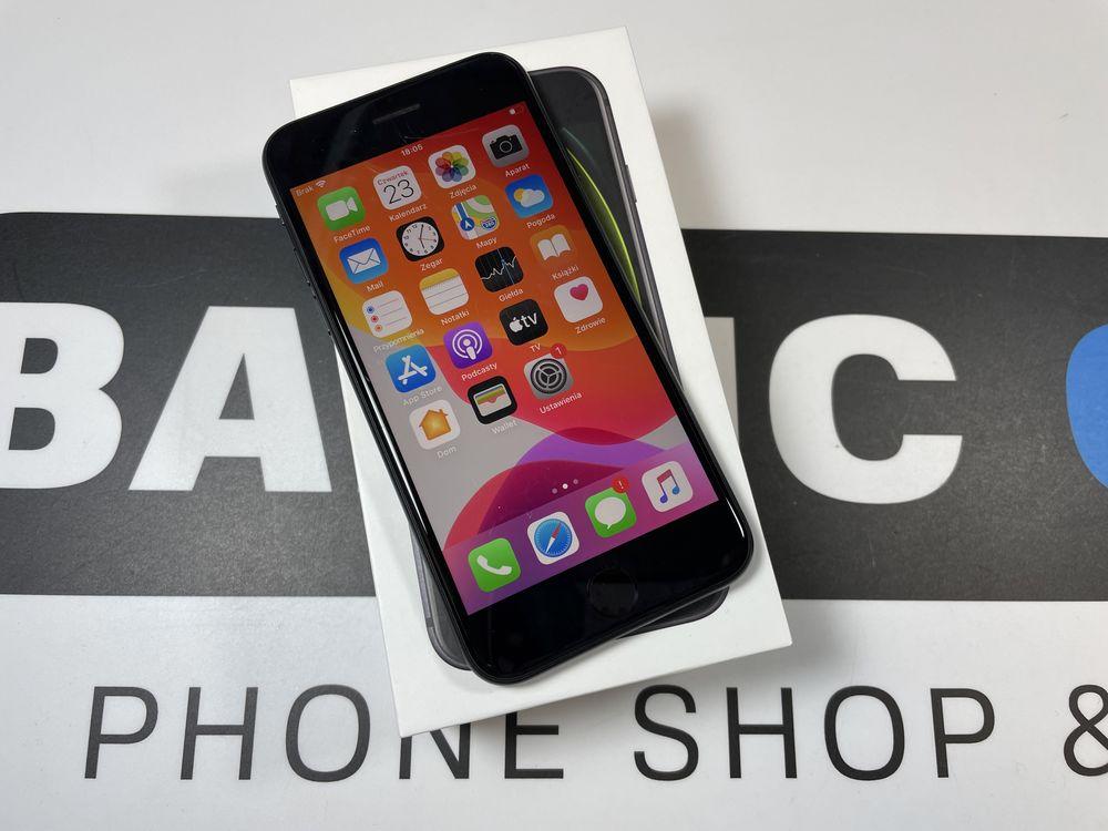 Uzywany Apple Iphone SE 2020r 64GB Black