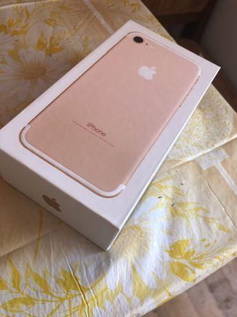 iphone 7 розовое золото 32 г